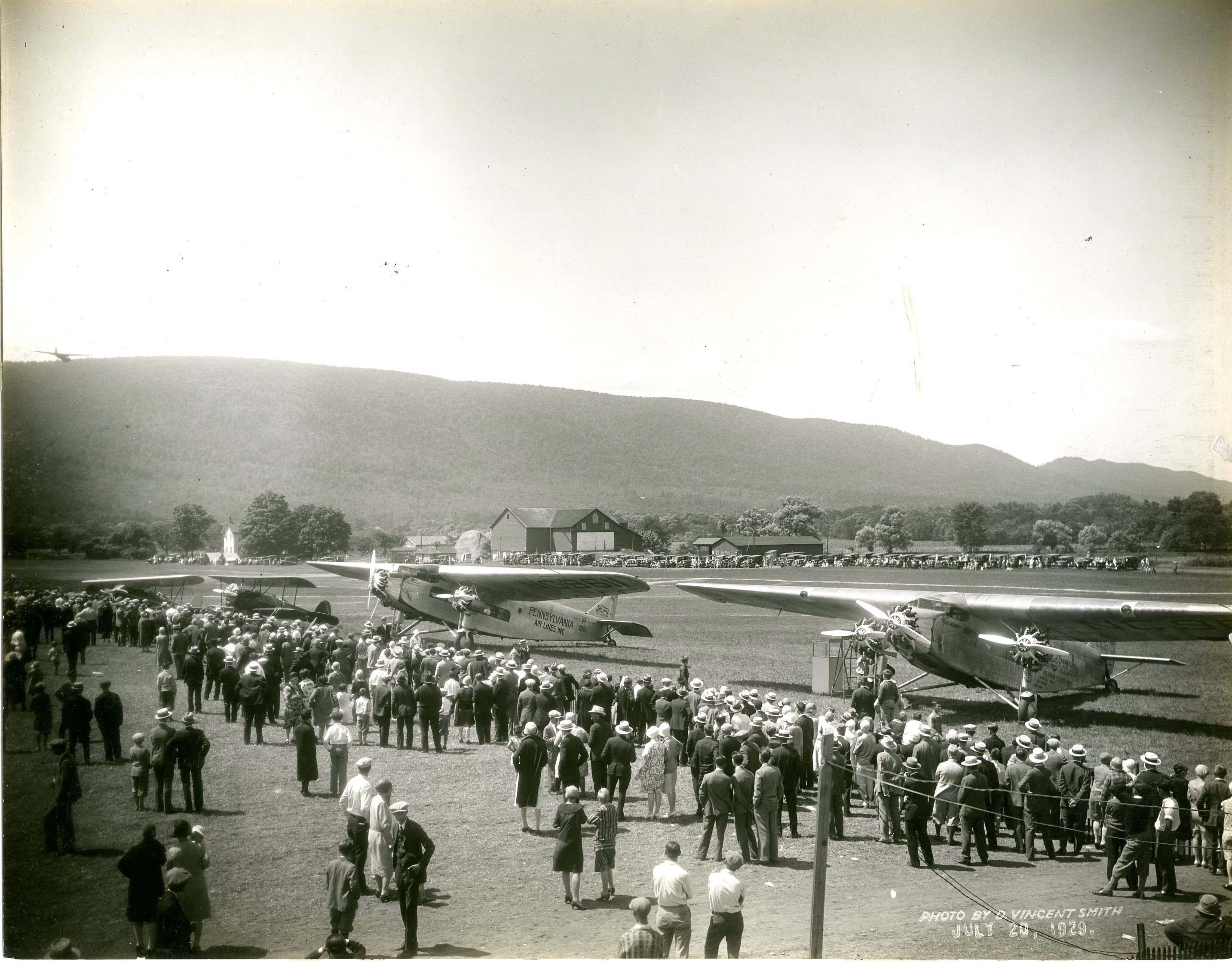 Airport Dedication 1929